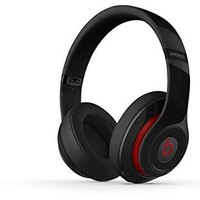 Beats Studio2 Wireless Bluetooth Over-Ear Headphones-Black