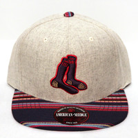 Boston Red Sox Spice Strapback