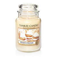 Irish Cream : Large Jar Candles : Yankee Candle