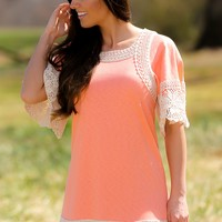 JUDITH MARCH:What Are The Odds Dress-Coral