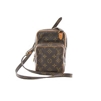 Authentic Louis Vuitton Amazone monogram shoulder bag M45236