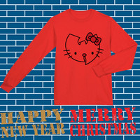 hello kitty long sleeves on S-3XL.