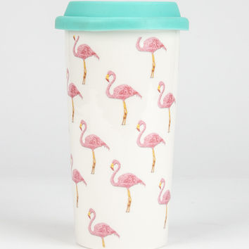 Flamingo Coffee Tumbler | Toys & Novelties