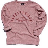 College Town Cozy Pullover