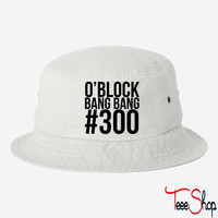 O'block bucket hat