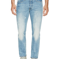 Faded Straight Jeans