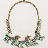 Anthropologie - Menagerie Glinting Gators Necklace