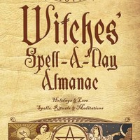 2018 Witches Spell A Day Almanac