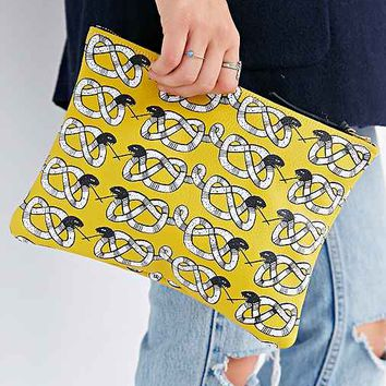 Falconwright Leather Clutch-