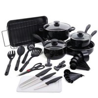 GIBSON 91924.30 GH 30PC Non Stick Cookware Set - Walmart.com