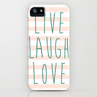 Typography iPhone & iPod Cases