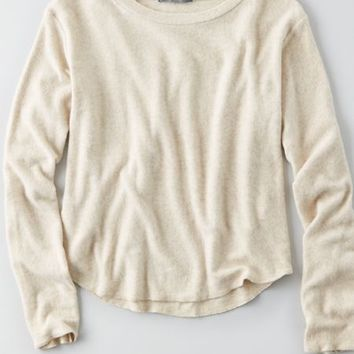 AEO Women's Don't Ask Why Supersoft T-shirt