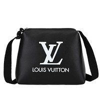 LV 2019 new women's versatile shoulder bag Messenger bag