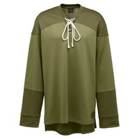 Mens Hockey Tee with Front Lacing | Olive Branch | PUMA Shoes | PUMA United States