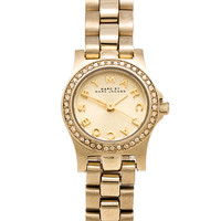 Marc by Marc Jacobs Henry Watch in Metallic Gold