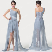 Grace Karin Full length evening gown Masquerade Bridesmaid Wedding party prom formal dresses = 1956886660