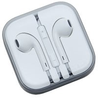 Apple Official Earphones for iPhone 6 5 4S with Remote & Mic