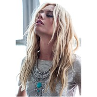 Silver Antique Egyptian Statement Necklace