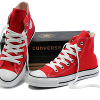 """Converse""All-match Fashion Casual Male Female Classic Style Cloth Shoes Plate Shoes Sneakers Shoes"