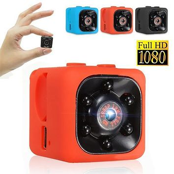 1080P HD Mini DV Spy Camera - Rechargeable with Audio