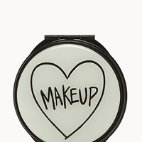 Makeup Mirror Compact | FOREVER 21 - 1000111890