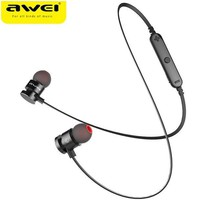 MDIGOK6 Newest AWEI T11 Wireless Headphone Bluetooth Earphone