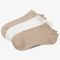 Super Soft Ankle Socks 3-PACK from EXPRESS
