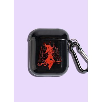 Witchy Lucy AirPod Case