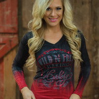 Wild and Free Cruel Girl Long Sleeve - What's New