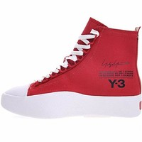 """2018 Y-3 Bashyo Trainer Boots """"Red&White""""AC7519"""