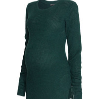 H&M MAMA Fine-knit Sweater $17.99
