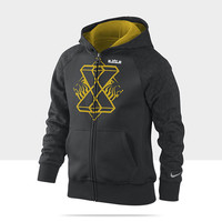 Check it out. I found this LeBron YA76 Full-Zip Boys' Hoodie at Nike online.