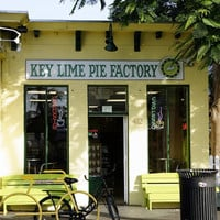 Key Lime Pie Factory Photographic Print