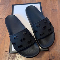 Gucci fashion home casual Flip Flop Sandals-1