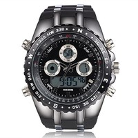 Watches men sport wristwatches military reloj hombre Dive Digital LED Display male clock quartz men watch relogio masculino