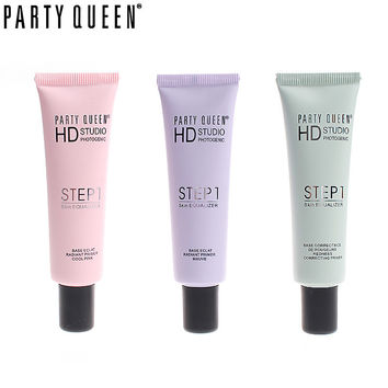 Brand HD Makeup Primer Magic Correcting Redness Concealer Pore Makeup Hydrating Smooth Oil Control Matte Face Base Foundation