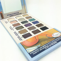 The Balm 18 Color Eyeshadow Palette