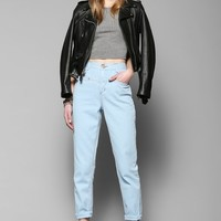 BDG Seamed Mom Jean - Stratus - Urban Outfitters