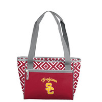 USC Trojans NCAA 16 Can Cooler Tote