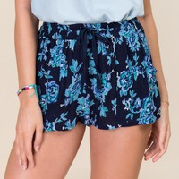 Claris All Over Floral Soft Shorts