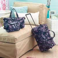 Luggage Set Suitcase Rolling Spinner Duffel 3 Piece Lightweight Wheeled Roomy