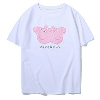 Givenchy Woman Men Fashion Casual Shirt Top Tee