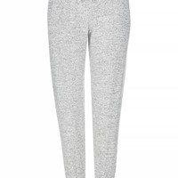 Brushed Joggers   Topshop