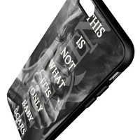 Austin Carlile Of Mice and Men quotes iphone 5/5s case