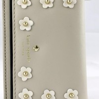 NWT Kate Spade Crescent Street Beca Key Chain Card Holder Wallet floral