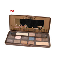 6 Colors Eye Shadow for Girls Cosmetics [9198557124]