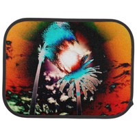 Sunset In Your Palms Car Mat