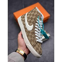 Nike Blazer Mid Retro OG Woman Men Fashion Sneakers Sport Shoes