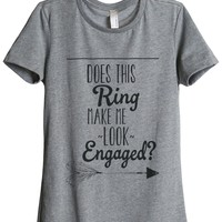 Does this Ring Make Me Look Engaged?