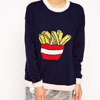 ASOS Jumper With Chips
